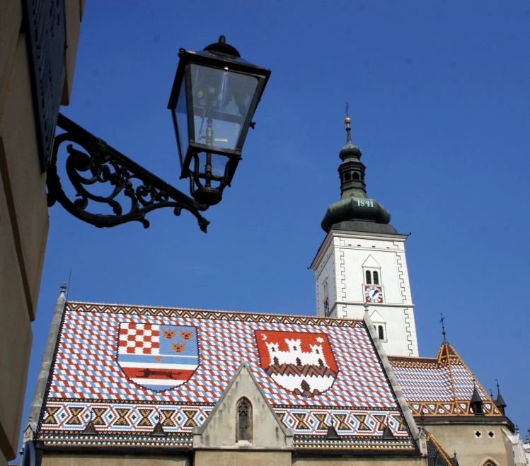 St Mark's Church Zagreb