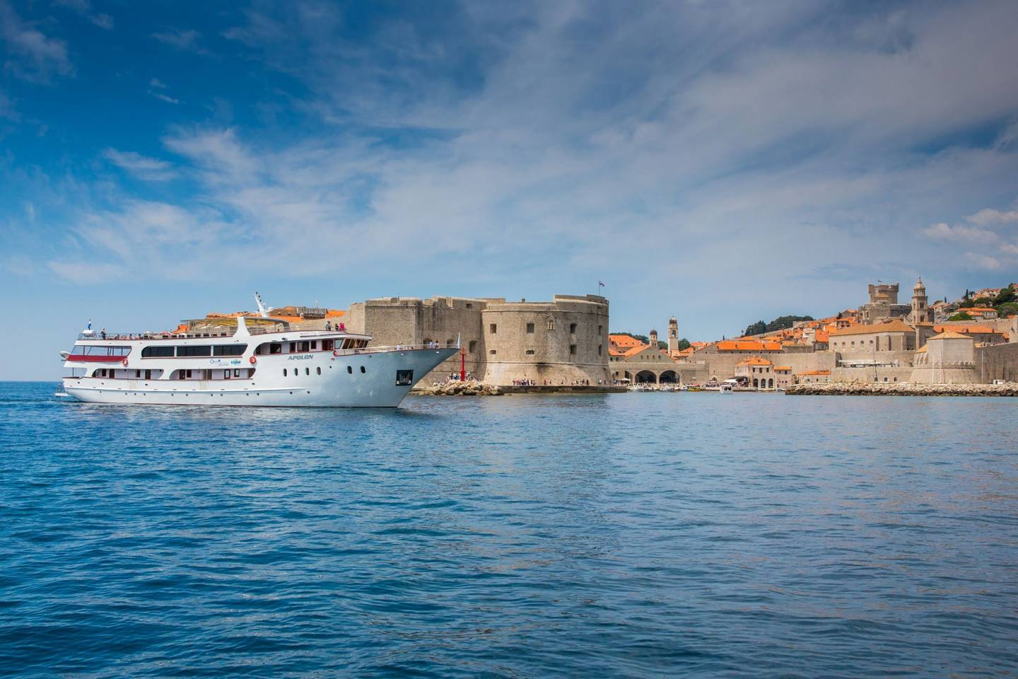 Cruise Kroatië via Expair Tours